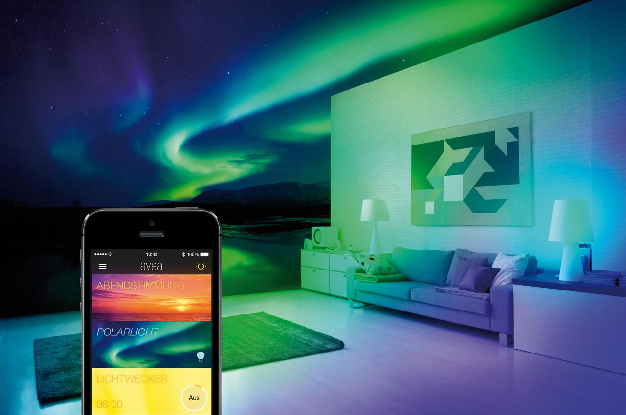 Philips Hue Lampen : Smart home licht electronicpartner schweiz